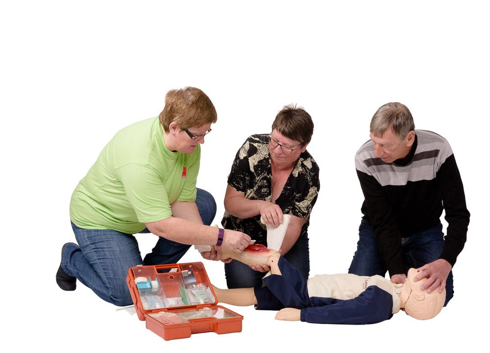 Førstehjelpskurs