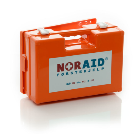 Noraid førstehjelp koffert