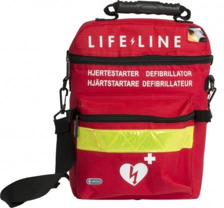 73176 Bæreveske AED hjertestarter