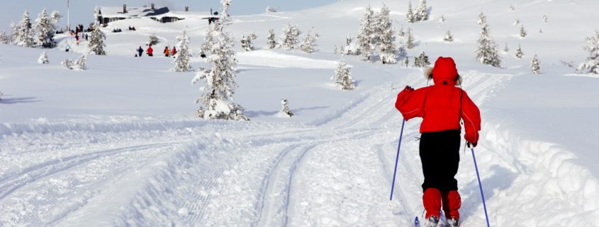Vinterfjellet - påske
